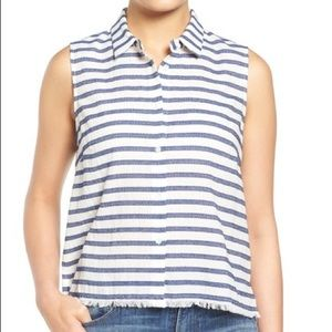 Madewell Moment Stripe Top